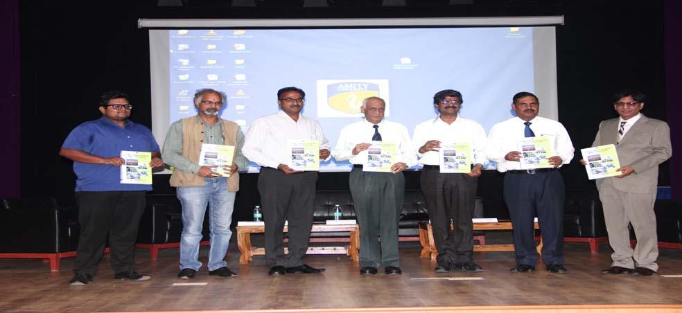 """Amity University Madhya Pradesh organizes National Seminar on """"Emerging Trends in Archite"""