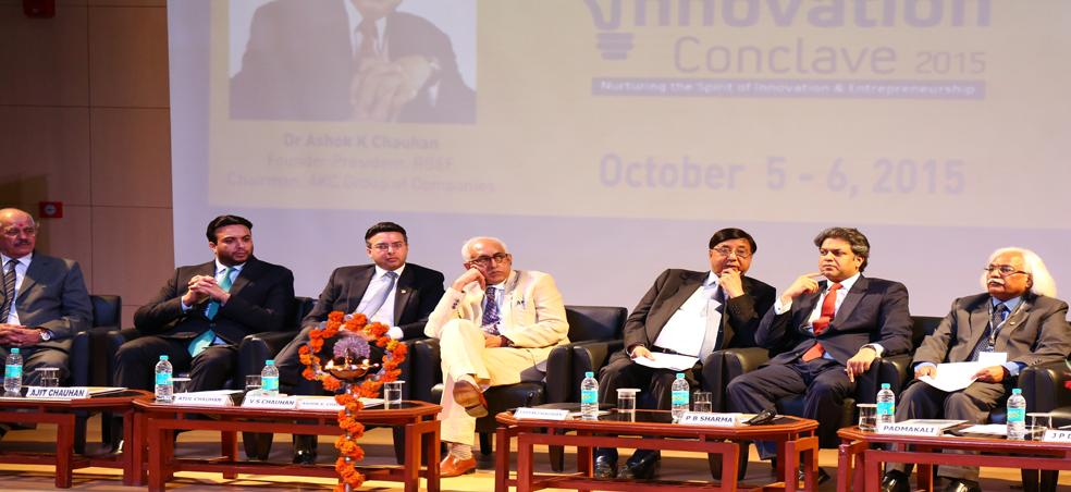 Kumbh of Innovation: NATIONAL INNOVATION CONCLAVE 2015 started at Amity University Gurgao