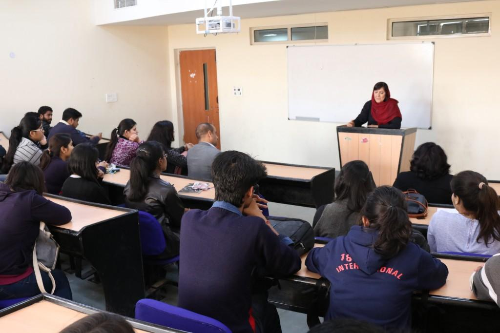 Guest Lecture on Research Methodology