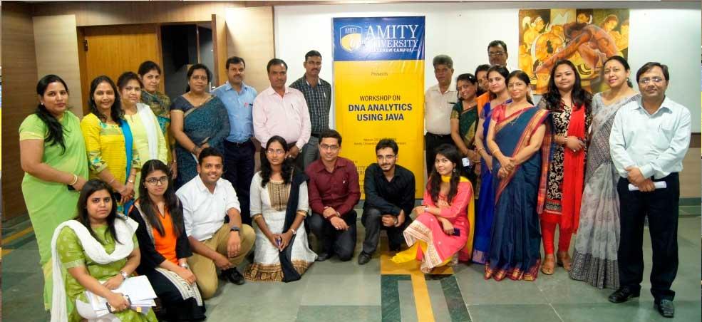 Workshop on DNA Analytics using Java
