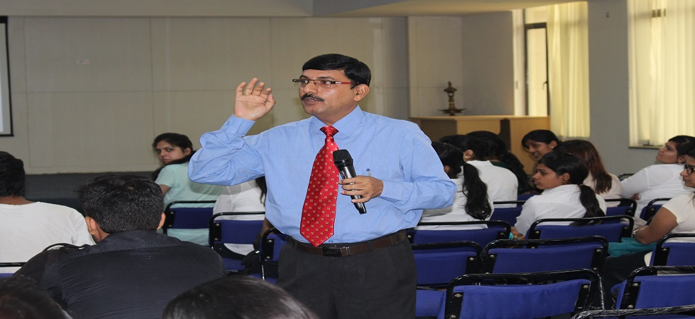 Corporate Lecture by Industry Person on