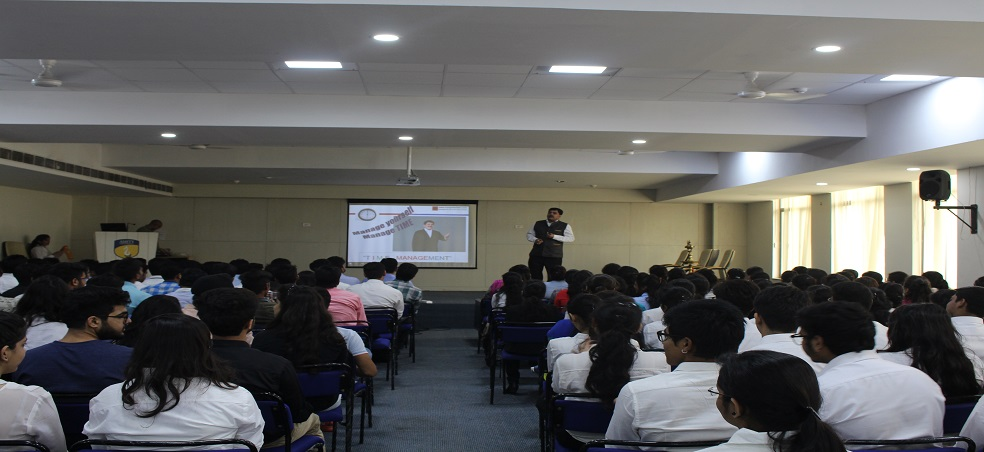 Time Management, Multi-Tasking & Discipline in Corporate Life by Dr. Ajit Varwandkar