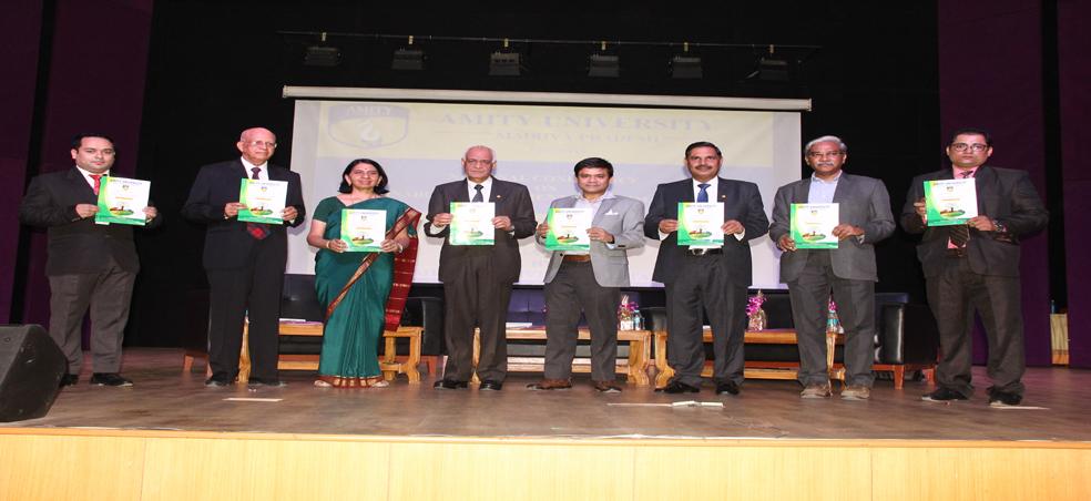 "Amity University Madhya Pradesh organizes National Conference ""Sustainable Development an"