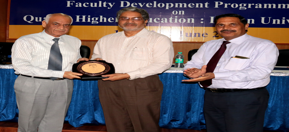 "Amity University Madhya Pradesh organized ""Faculty Development Programme"" on 14th June to 20th June 2017"