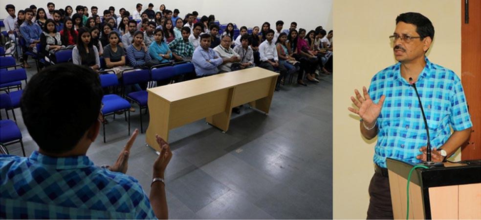Amity University Rajasthan organised a workshop on
