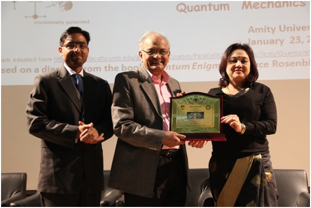 National Seminar on Quantum Mechanics & Applications