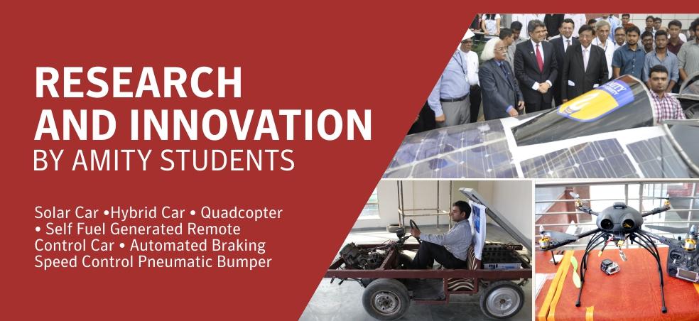 Innovation Day in Amity University Gurgaon