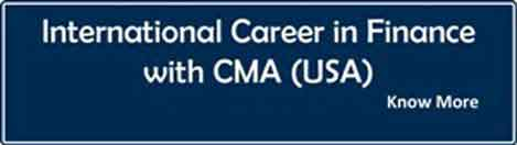 International Career in Finance with CMA (USA)