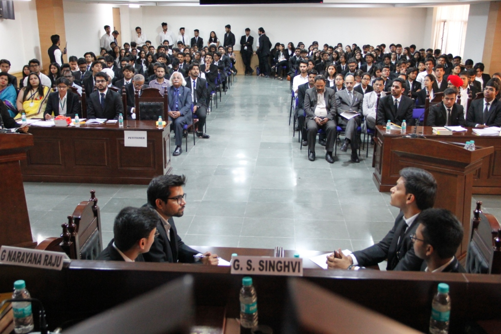 3rd National Moot Court
