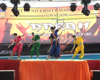 Group Dance Performance