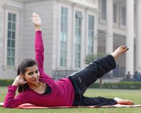 Yoga And Aerobics
