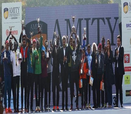 Amity Gurugram Marathon 2020