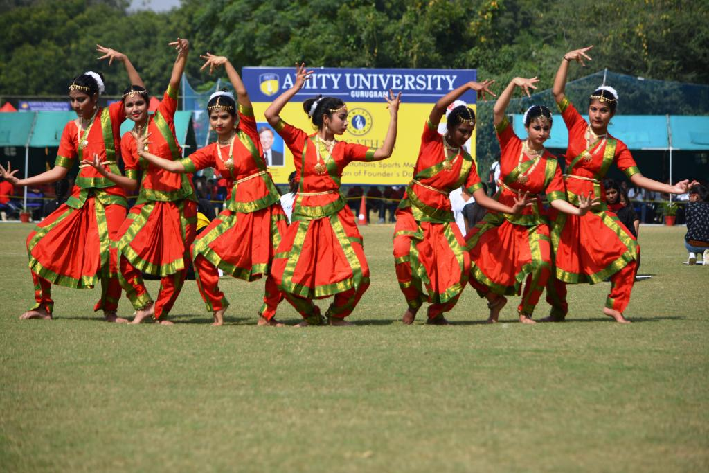 Cultural Performance during Sangathan 2018 Valedictory function