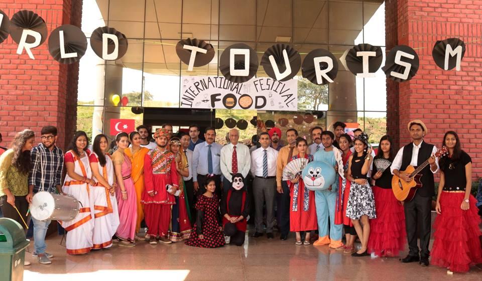 Amity University organises World tourism Day 2018