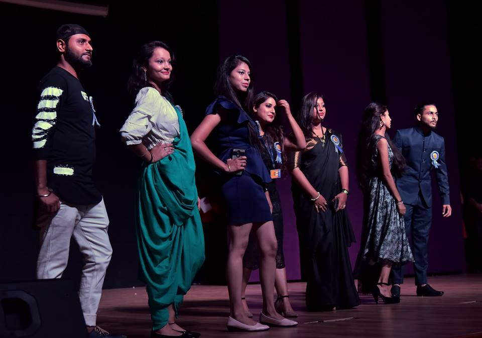 Designers of Fashion show costumes