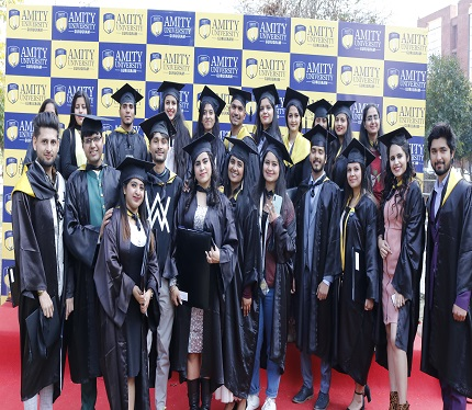 Graduands during the 6th Annual Convocation Ceremony