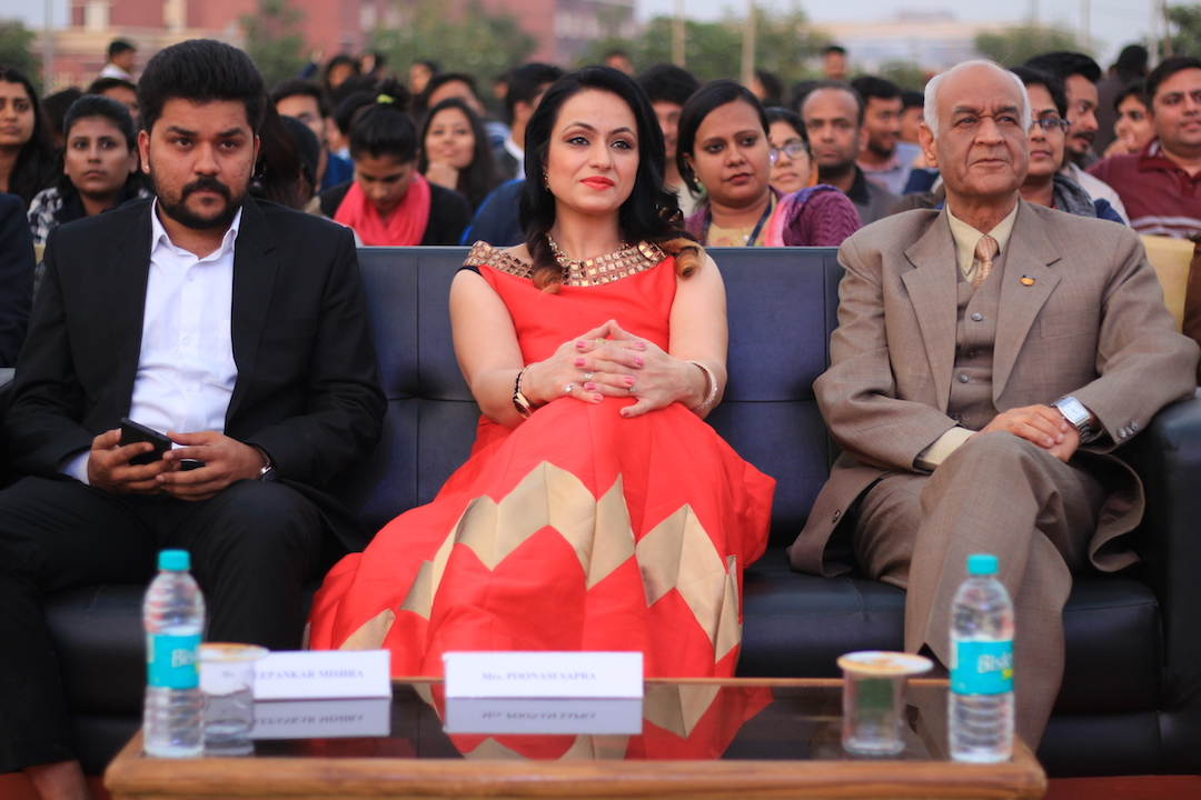 Judges of Fashion Show