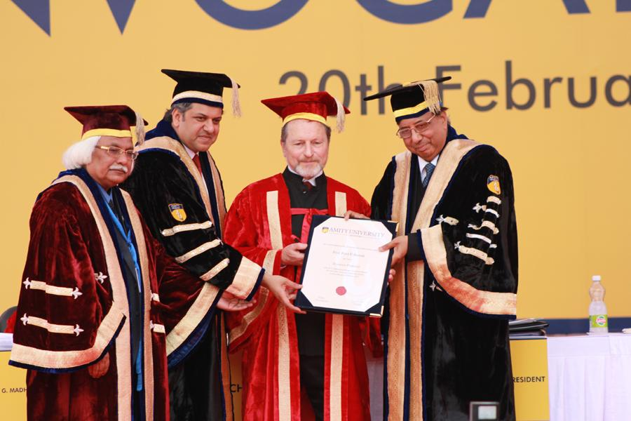 Scientist Dr. Stephen C. Rand