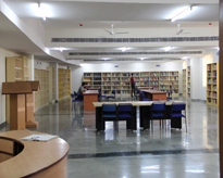 Library Academic Block B