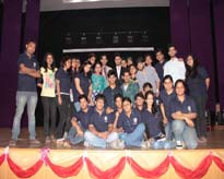 Team of Amity School of Communication, AUMP
