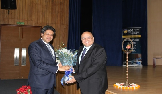 Distinguished Global Indian Speaker Series