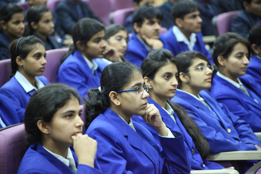 School Students participated in Inspire