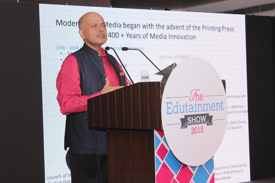 Mr Raghav Bahl - Founder and Ex-Chairman of Network 18