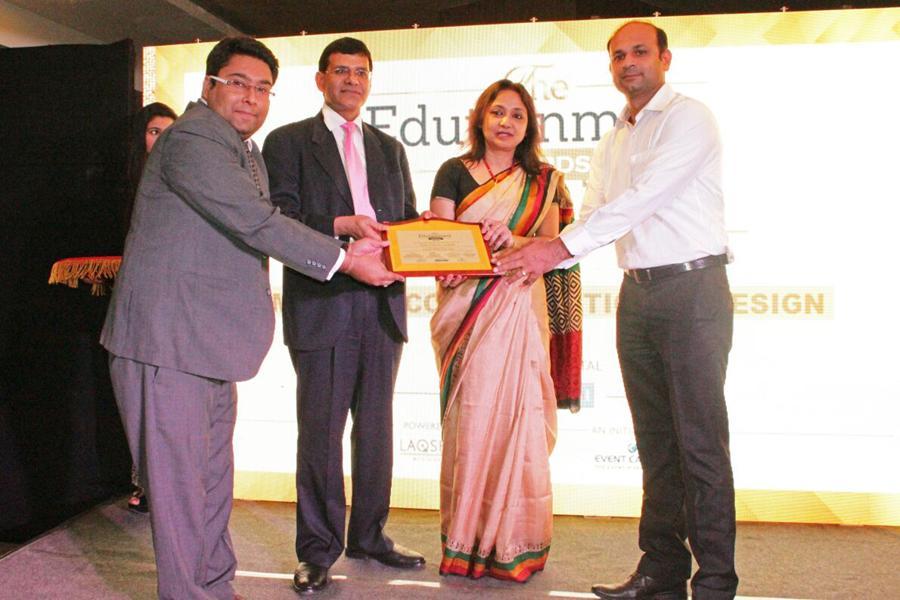Winner of Second Best Design School AUG