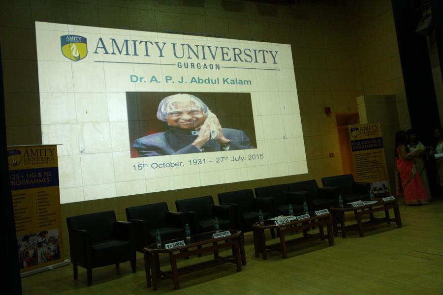 Paid Homage to Dr APJ Abdul Kalam