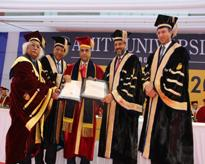Amity University Gurgaon 2nd Convocation 2016