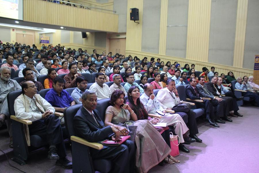 Audience Listening lecture on Air pollution and Your Health