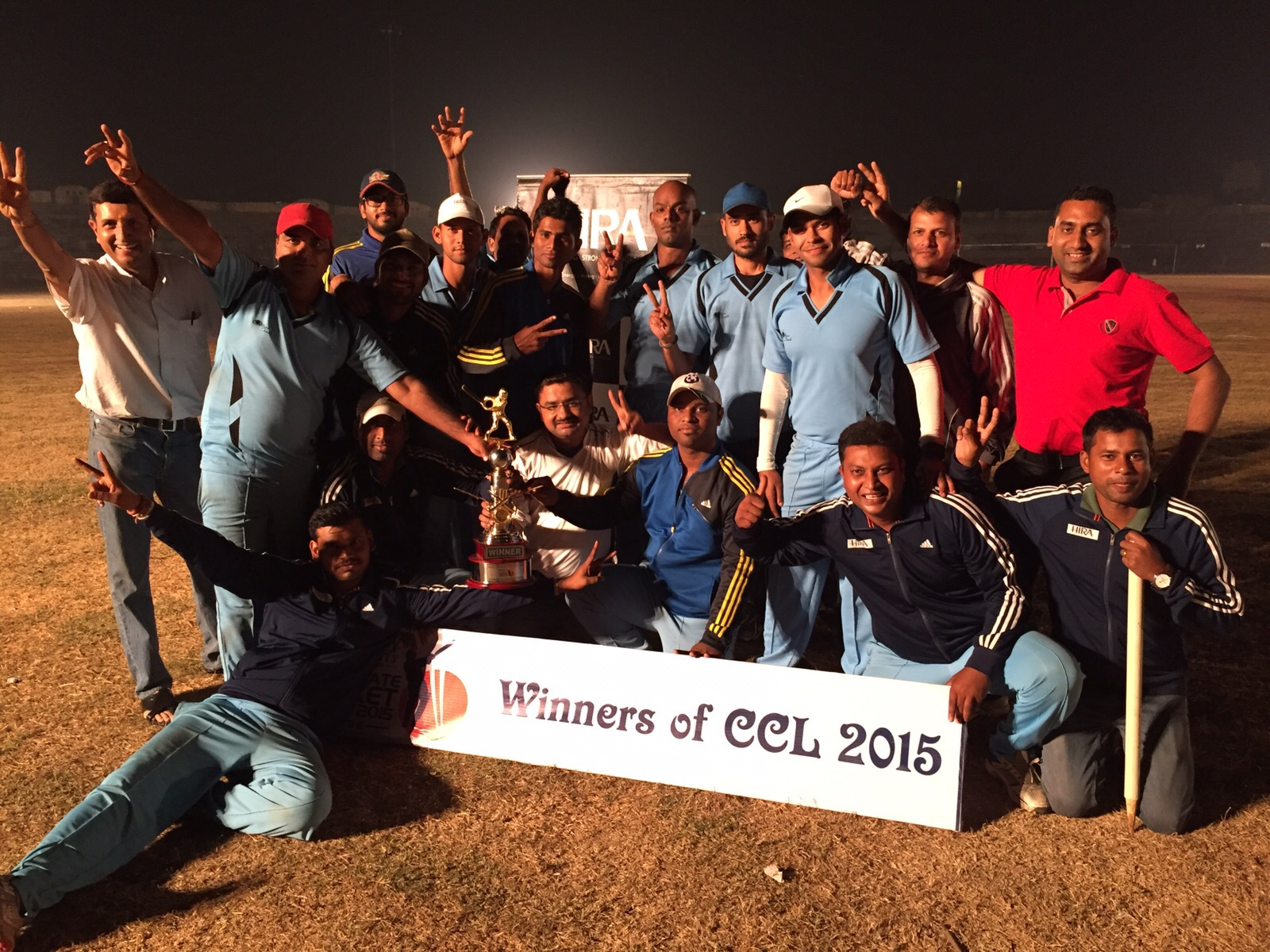 Glimpse of CCL 2015