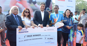 Amity Gurgaon Half Marathon 2016