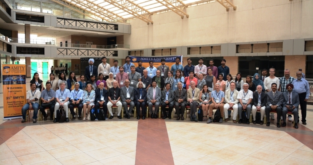 Small Meeting on Yeast Transport and Energetics
