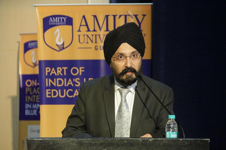 "Amity University Gurgaon Celebrated National Innovation Conclave ""The Kumbh of Innovation 2016"""