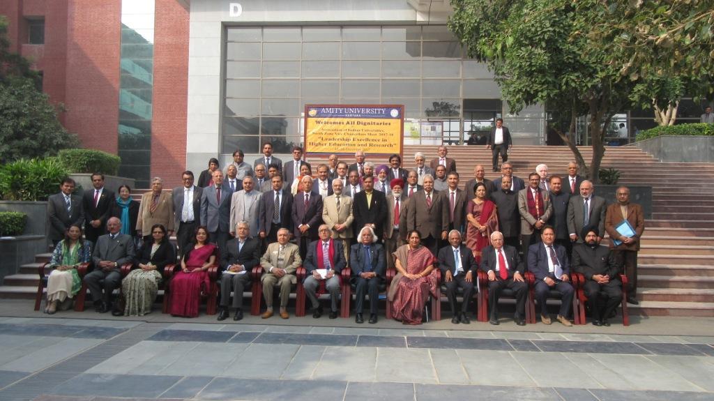 AIU North Zone Vice Chancellors Meet
