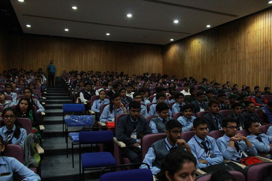 Students Participated in Inspire 2016