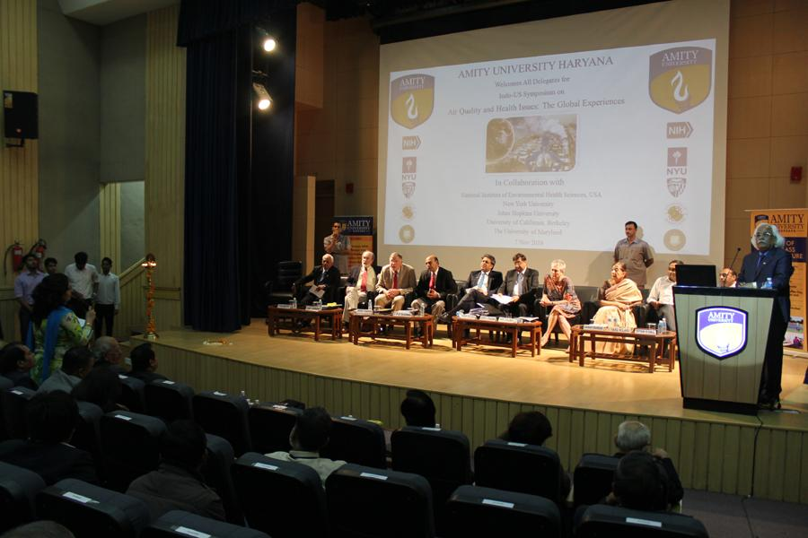 Question-Answer Session, moderated by Prof. Dr. P.B. Sharma, VC-AUH