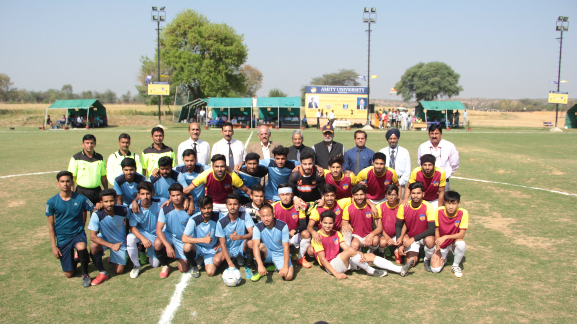 Football Tournament 2018