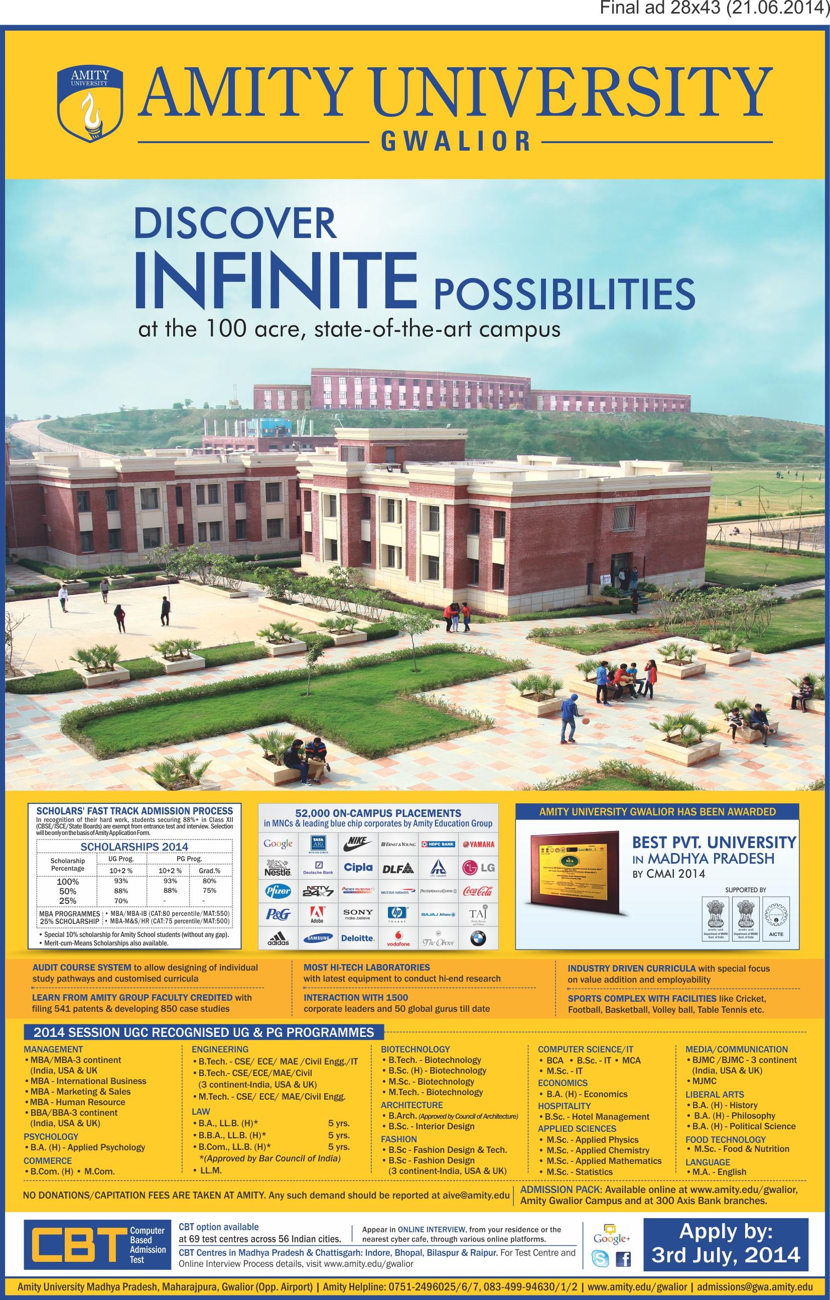 Gwalior - Infinite