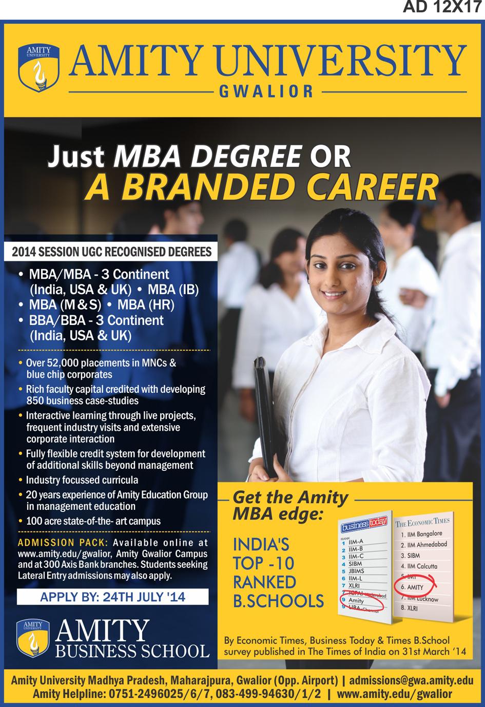 Gwalior MBA