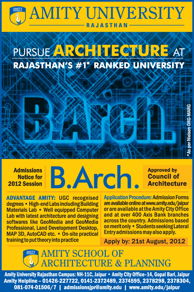 Architecture Ad_Rajasthan